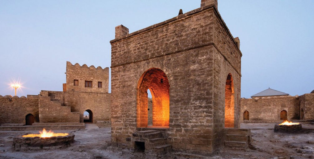Historical Places of Azerbaijan