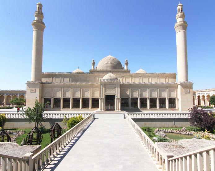 Things to do in Shamakhi -  Fortress Gulistan, Yeddi Gumbez, Diri-Baba, Juma Mosque
