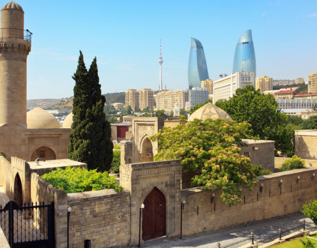 Baku Old City  Tour