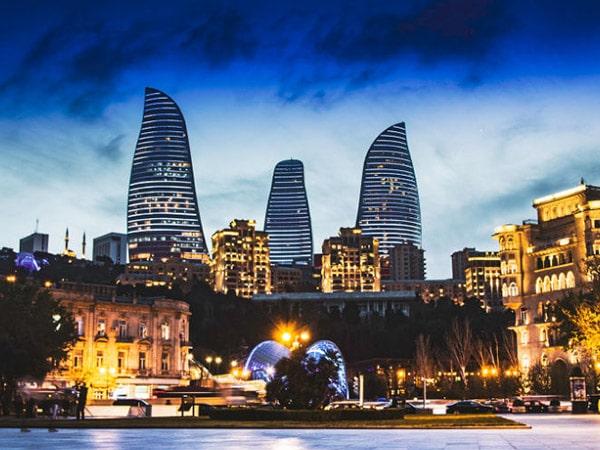 Достопримечательности Азербайджана – Горные озёра, Реки