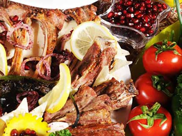 """Azerbaijani Cuisine """"FOODIE"""" – Pilaf, Dolma, Kutab, Piti, Kabab, Tea, Umach, Dovga, Lavangi"""