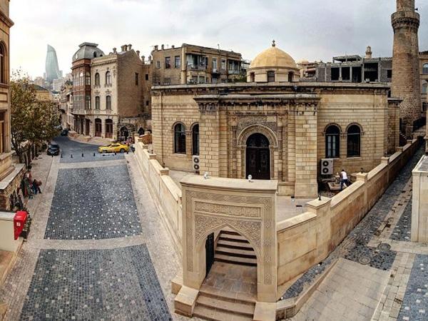 Старый Баку – Восточный колорит древнего Баку