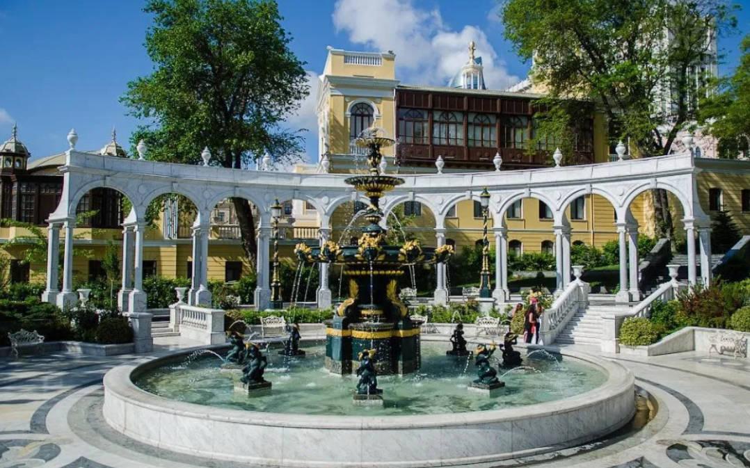 Baku city tour