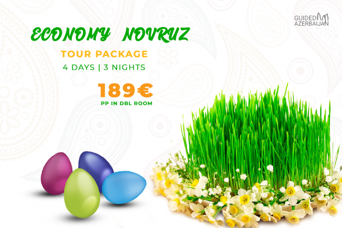 4 Days ECONOM Nowruz Tour Package